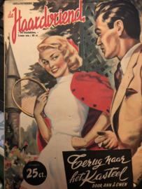 Tijdschriften | De Haardvriend - nr. 845 - 19e jaargang 30 november 1952 * Terug naar het Kasteel door Ann & Gwenn