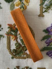 Band | Oranje | Biaisband | 100% katoen | Derco - kleurecht (2 cm)