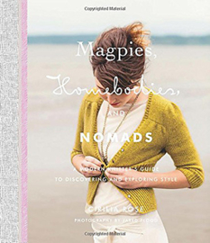 Boeken | Breien | Magpies, Homebodies and Nomads: A Modern Knitter's Guide to Exploring and Discovering Style by Cirilia Rose