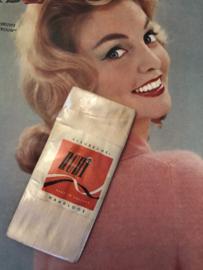 Band | Beige | Biaisband (1.2 cm) pakje van 5 meter | RUBi katoen BIASBAND Made in Holland 100% katoen | RUBi  - naadloos en kleurecht - wasbaar tot 95 ℃ - VINTAGE - 1900 - 1920