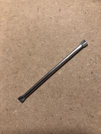 Gespen | ASTOR Staafje voor riem gespen 6.5 cm - 65 mm