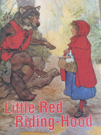 Engeland | Little  Red Riding-Hood (UK) - 1993