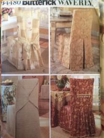Butterick Waverly  | Patroon voor stoelhoes brocante landelijke stijl | 34480