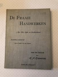Historische handwerkboeken