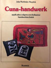 Boeken | Handwerken | VS | Cuna-handwerk: applicaties volgens een Indiaanse handwerktechniek