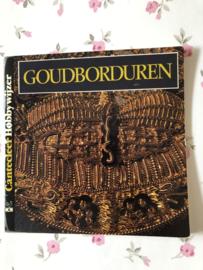 Boeken |  Borduren | Vintage | 1985 | Cantecleer Hobbywijzer  30 | Goudborduren