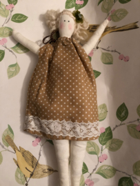 Made with Love - poppetje Tilda (30 cm)