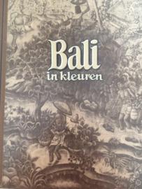 Indonesië | Verzamelalbum | Douwe Egberts N.V. Joure (Friesland) en Utrecht | Bali in kleuren | 1955