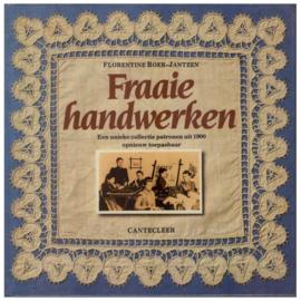 Boeken | Handwerken | Wereld |  Cantecleer | Fraaie handwerken - Een unieke collectie patronen uit 1900 opnieuw toepasbaar