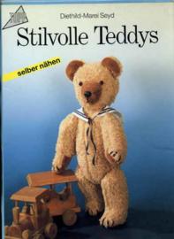 Boeken | Poppen | Naaien | Stilvolle Teddys - selber nähen - Beren maken - naaipatronen
