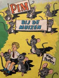 1950 | Pim bij de muizen van Maur. Peeters