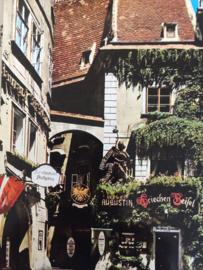 Oostenrijk | vintage briefkaart | Stad Griechen Beisel