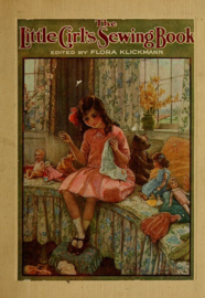 The Little Girls Sewing Book