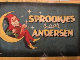 1943 | Sprookjes naar Andersen - kartonnen kinderboekje ca. 1943