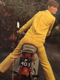 Madeleine: mode en patronenblad van Margriet 1968, nr. 5 mei  - gratis radarblad