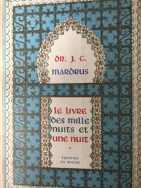 Midden-Oosten | 1947 |  Le livre des mille nuits et une nuit tome I - dr Mardrus J. C