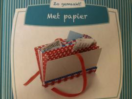 Boeken | Hobby | Papier | Zo gemaakt! Met papier