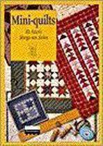 VERKOCHT | Boeken | Mini-quilts - Cantecleer Textielcahier