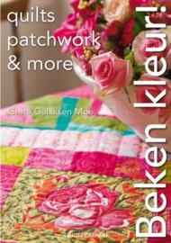 Boeken | Quilt | Beken kleur! Quilts Patchwork & More