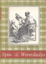 1952 | Spin- en weversliedjes Oud & Nieuw | 1952