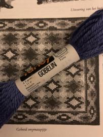 Borduurwol | Parley 818  kleurnummer | GOBELIN - strengetjes | Strähnchen | skeins | echevettes - 5 gram -  11 meter