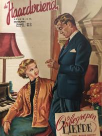 Tijdschriften | De Haardvriend - nr. 825 - 19e jaargang 13 juli 1952 * Onbegrepen liefde - door Magda Contino