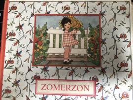 1927 - Zomerzon: teekeningen en versjes van Rie Cramer W. de Haan - Utrecht