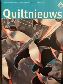Quilten | Tijdschriften | Quiltnieuws Verenigingsblad van het Quiltersgilde nr. 119 | maart 2014