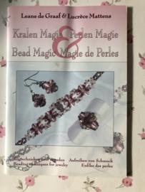 VERKOCHT | Boeken | Kralen | Kralenfantasie rijgtechnieken voor sieraden | Aufreihen vom Schmuck | beading techniques for jewelry | enfiler des perles