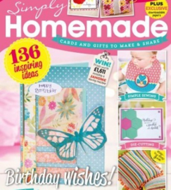 Hobby | Tijdschriften | Simply Homemade: Cards and Gifts to make & share | 2015 issue 59