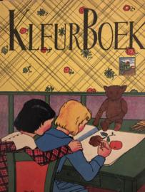1910 | Jugendstil kleurboek voor kinderen
