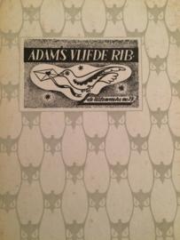 1936 | De Uilenreeks nr. 27 | Adams vijfde rib | Schoonheden van het zwakke en zwakheden van het schone geslacht