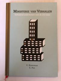 Boeken | Schrijfkunst | Ministerie van Verhalen - Verhalend ondernemen voor de 21e eeuw