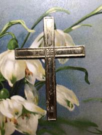 Frankrijk | Religie | Katholiek | Plakplaatje bidprentjes uit klooster
