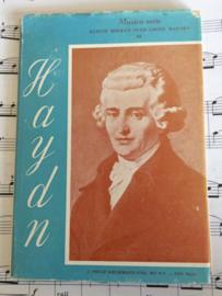 1950 | Het leven van Joseph Haydn 1732-1809 | Philip Kruseman's Uitgeversmij N.V. Den Haag
