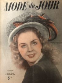 1947 | Tijdschriften | MODE du JOUR no 93 - 11 Septembre 1947 Revue - Magazine