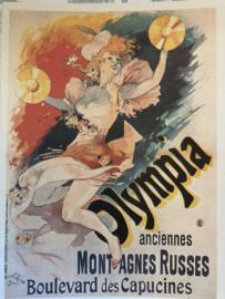 Taschen ansichtkaart Art Nouveau: Olympia