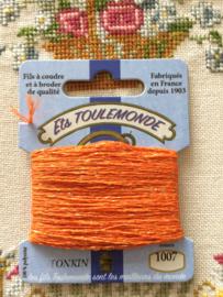 Tonkin borduurgaren | stopgaren | Oranje & Goud