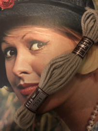 Borduurwol | 7521 - 7523 - 7524 | Colbert DMC Tapestry wool - Mosgroentinten