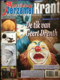 Verzamelen | Tijdschriften | 2005 - Antiek & verzamelkrant  |  nr. 250 maart 2005 - 20e jaargang