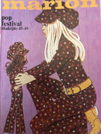 1971   Marion naaipatronen maandblad   nr. 280 oktober 1971