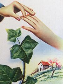 Briefkaarten | Vrouwelijk schoon & liefde