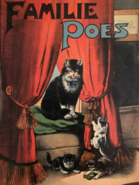1900 | Familie Poes  - Ome Pim