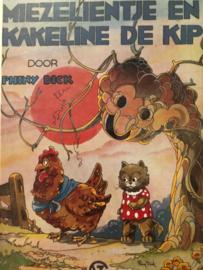 1975 | Muizelientje en Kakeline de kip | Phiny Dick (illustraties)