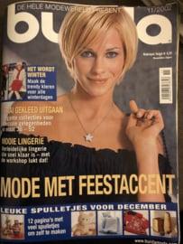 Naaien | Tijdschriften | BURDA mode 11/2002 - Kerst- en feestkleding