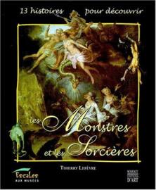 Frankrijk | Les Monstres et les Sorcières: 13 histoires pour découvrir - 1998