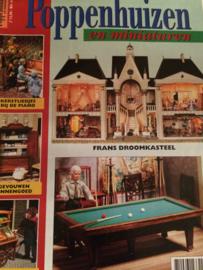 Hobby   Tijdschriften    Poppen   Poppenhuizen en miniaturen   dec. 2000/jan. 2001 nr. 50