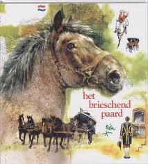 Boeken | Kunst | Nederland | Het brieschend paard - Rien Poortvliet - 1e druk - 1978