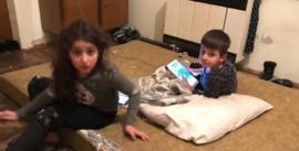 Partij voor de Kinderbelangen - Aktie voor uitgezet Armeens gezin