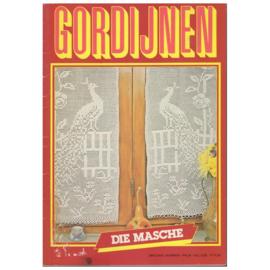 Haken | Gordijnen - Die Masche - speciaal nummer FILET CROCHET